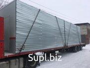 Блочно-модульные здания (вагончики для вахтовиков)